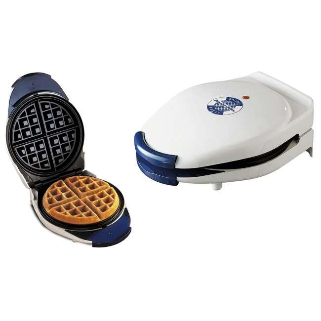 26500Y Proctor-Silex Belgian Style Waffle Iron Maker (Pair)   26500Y