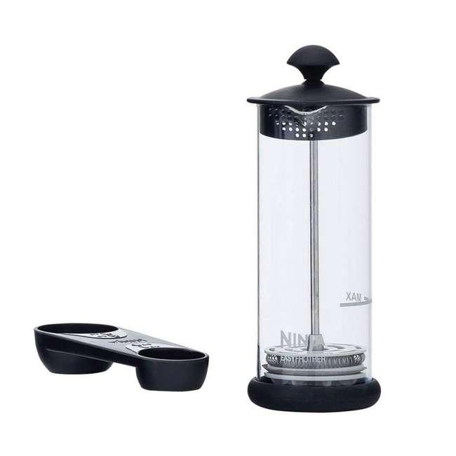 Ninja Coffee Bar Auto Iq Coffee Maker W/ Glass Carafe Reviews : Ninja Coffee Bar with Glass Carafe with Auto-IQ 1 Touch Intelligence : CF080
