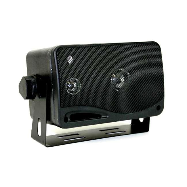 2022SX Pyramid 2022SX 3-Way 200W Mini Box Speakers (Pair) 2