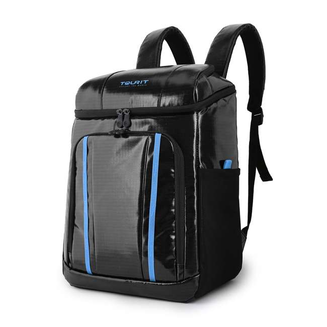 TR2103002A001 TOURIT TR2103002A001 Nomad Insulated Lightweight Lunch Cooler 30 Can Backpack 1