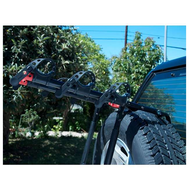 S-303-U-C Allen Sports Over the Spare Tire Premier Bike Rack with Folding Arms (For Parts) 4