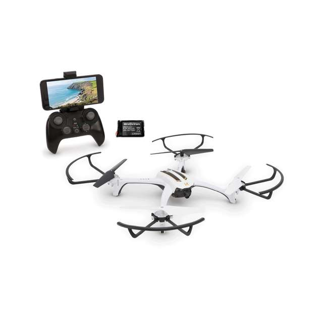 SKY-01849 + SKY-01846 Sky Viper Journey Pro GPS Live Video Drone & Battery Pack