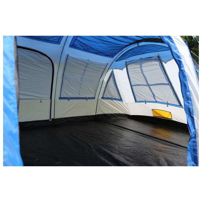 DT201080-1 Tahoe Gear Prescott 12 Person 3-Season Family Cabin Camping Tent - Open Box 5