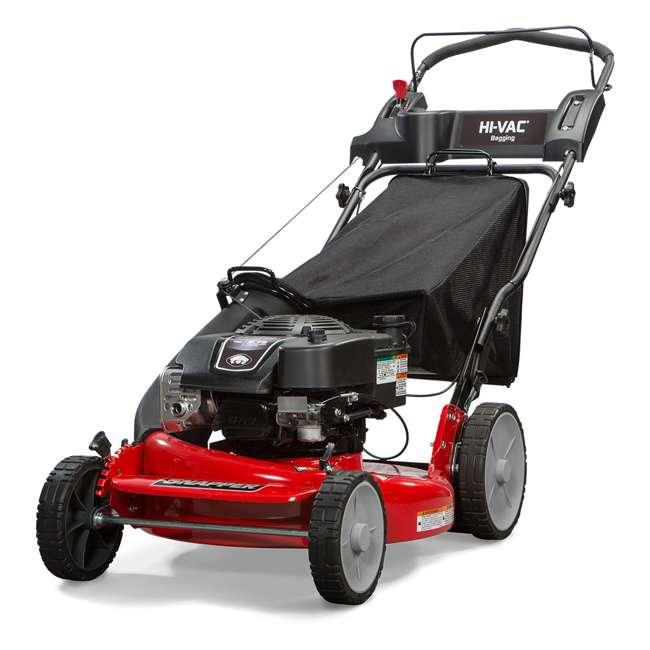 MOW-7800979-U-C Snapper HI VAC 21 Inch ReadyStart Push Walk-Behind Bag Lawn Mower (For Parts)