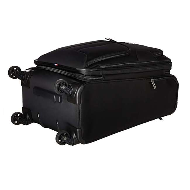 "40328280500 DELSEY Paris Sky Max 20"" Expandable Spinner Upright Large Travel Carry On, Black 5"