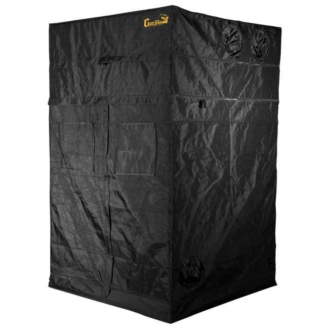 GGT33-U-A Gorilla Grow Tent 3' x 3' Indoor Hydroponic Greenhouse Garden Room-Open Box 5