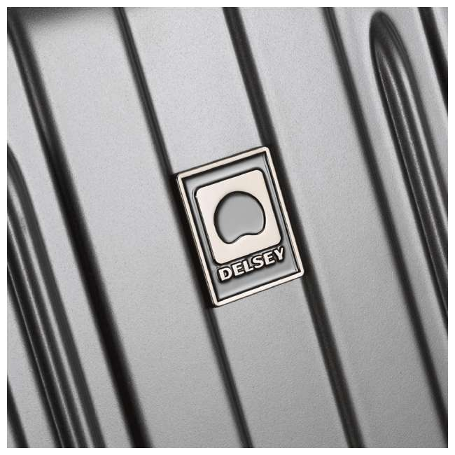 00207180101 Delsey Paris Titanium International Carry On Spinner Rolling Luggage Suitcase 3