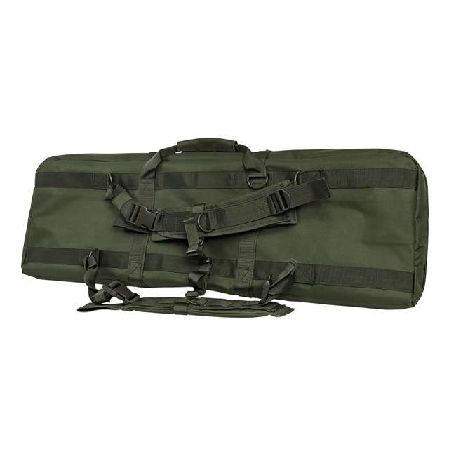 CVDC2946G-36 NcSTAR CVDC2946G-36 Vism 36 Inch Double Carbine Gun Carrying Case, Green 2