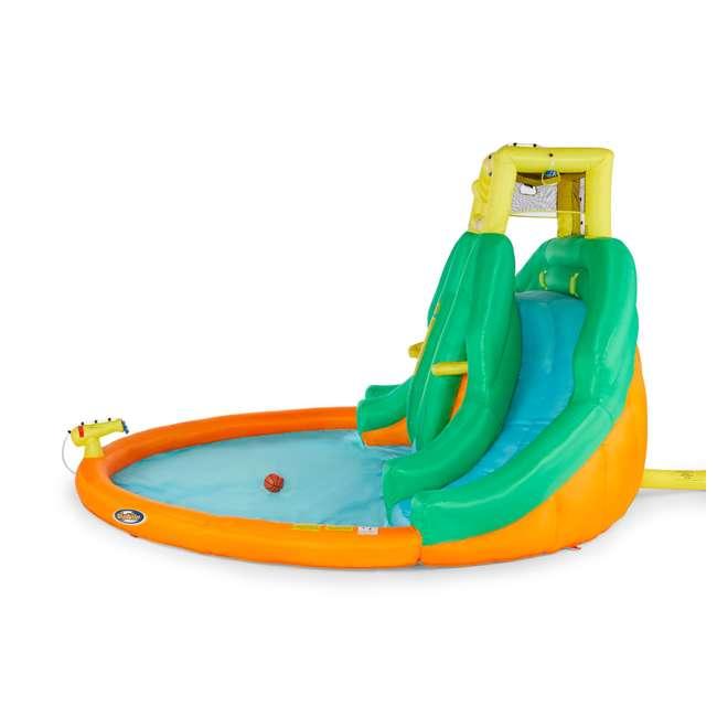 90475 Kahuna Twin Peaks Inflatable Water Slide Park 4