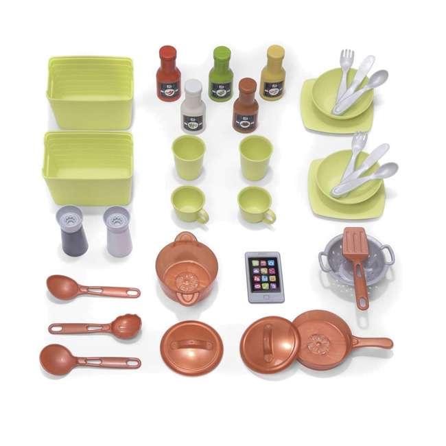 879799 Step2 Plastic Pretend Play Modern Metro Kitchen 1
