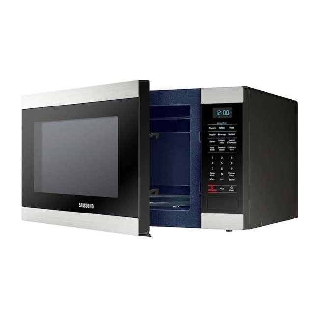 MS19N7000AS-RB Samsung Stainless Steel 1.9 Cu. Ft. Countertop Microwave (Certified Refurbished) 3