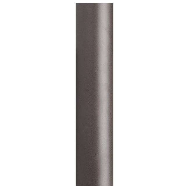 636Mb24-U-B Galtech 9 Foot Aluminum Manual Tilt Sun Shade Patio Umbrella, White (Used) 2
