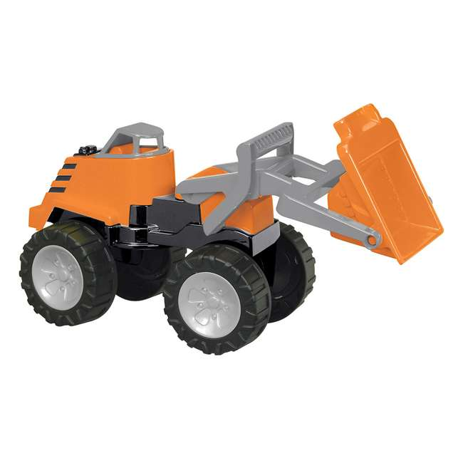 APT-77750 Mega Construction Set Dump Truck and Loader 1.5 Years and Up 2