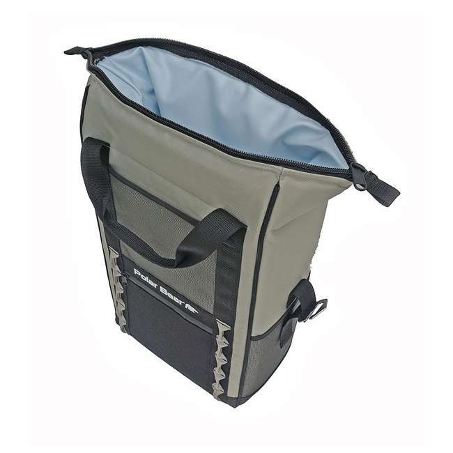 PB 397 Polar Bear Coolers Backpack Pack Eclipse Cooler 4