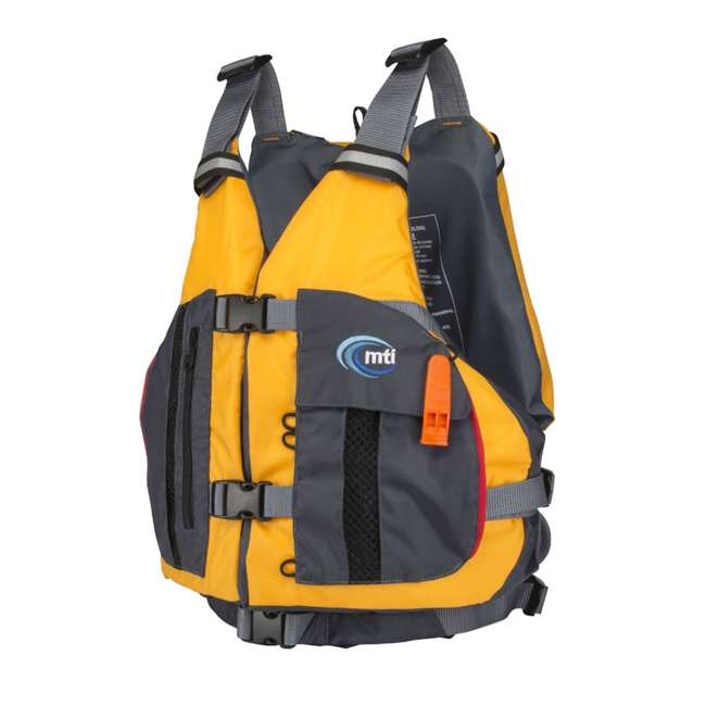 68309EP + 2 x MTI-807L-0EA45 Intex Excursion Pro Inflatable Kayak Set w/ 2 Life Jackets, M/L 11