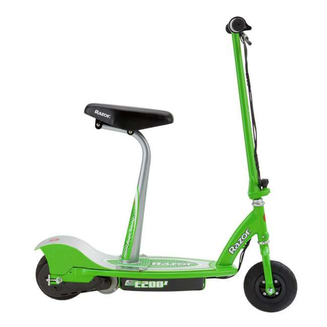 13112730 Razor E200S Electric Scooter (Green) | | 13112730 2