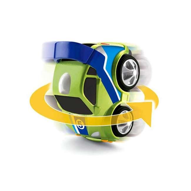 fisher price rev 39 n go garage race car stunt track x5855. Black Bedroom Furniture Sets. Home Design Ideas