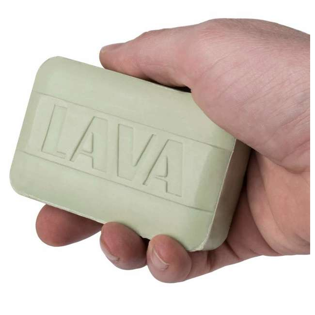 12 x WD-10185 Lava Pumice Cleaning and Moisturizing Bar Soap (12 Pack) 2