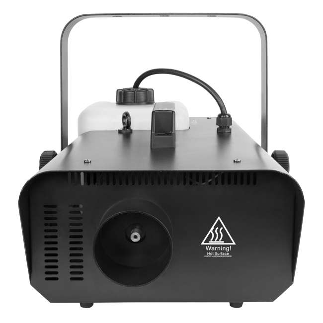 H1302-U-B Chauvet DJ H1302 Hurricane Smoke Machine Party Fogger with Wired Remote (Used) 2