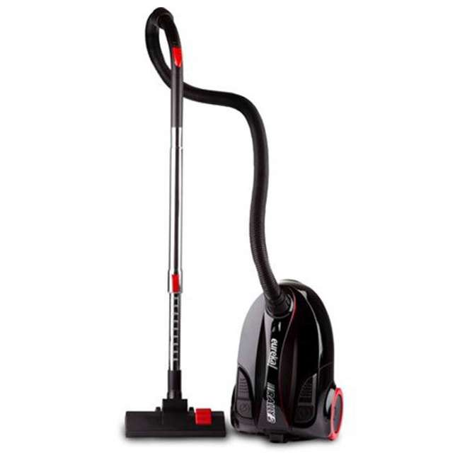 980B-RB Eureka Rally 2 Canister Vacuum Cleaner (Certified Refurbished)