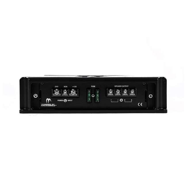 PD2100.1 Crunch Power Drive PD2100.1 2100W Monoblock Class A/B Amplifier (2 Pack) 4