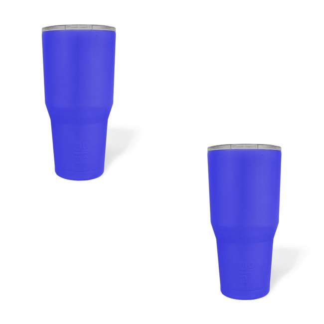 BFT30-RB OMA - Big Frig 30 oz. Tumbler - Royal Blue (2 Pack)