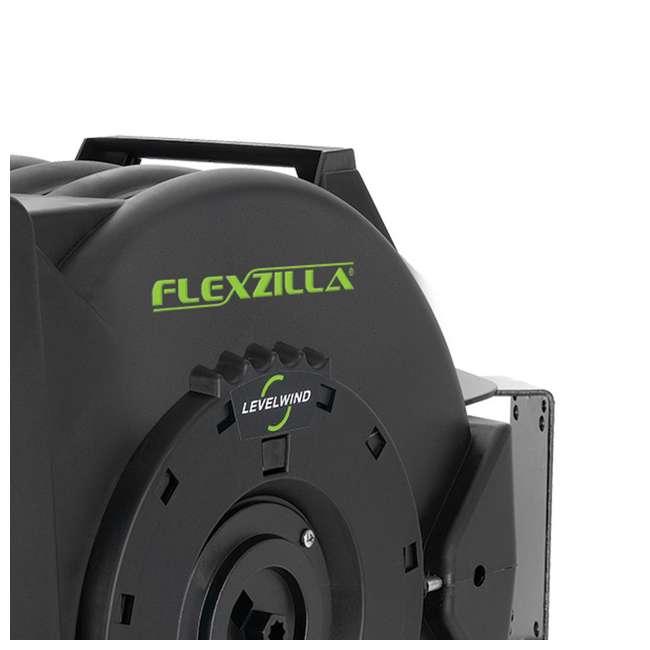 LEG-L8306FZ Flexzilla Retractable Air Hose Reel with 3/8-Inch x 75-Foot Hose 3