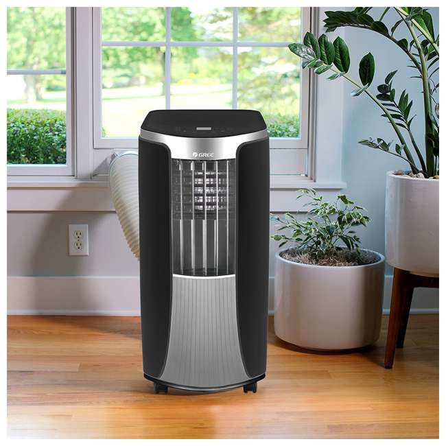 G1712PACSW_EGB-RB Gree Air Conditioner (2 Pack) (Certified Refurbished) 2