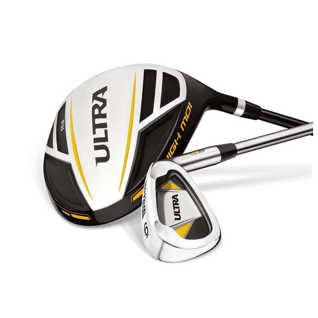 WGGC25000 Wilson Ultra Men's Standard Right-Handed Golf Club Set 2