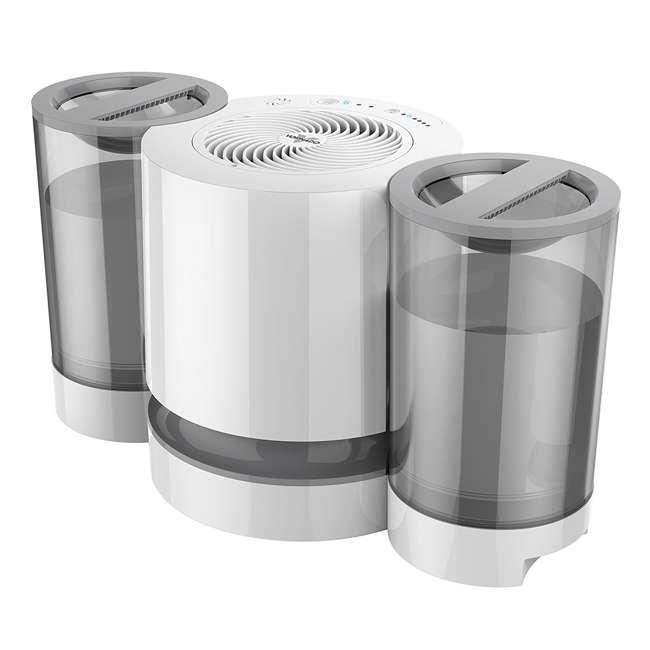 EV200-U-C Vornado 1.5 Gal Evaporative Humidifier for Room up to 700 Square Ft (For Parts)