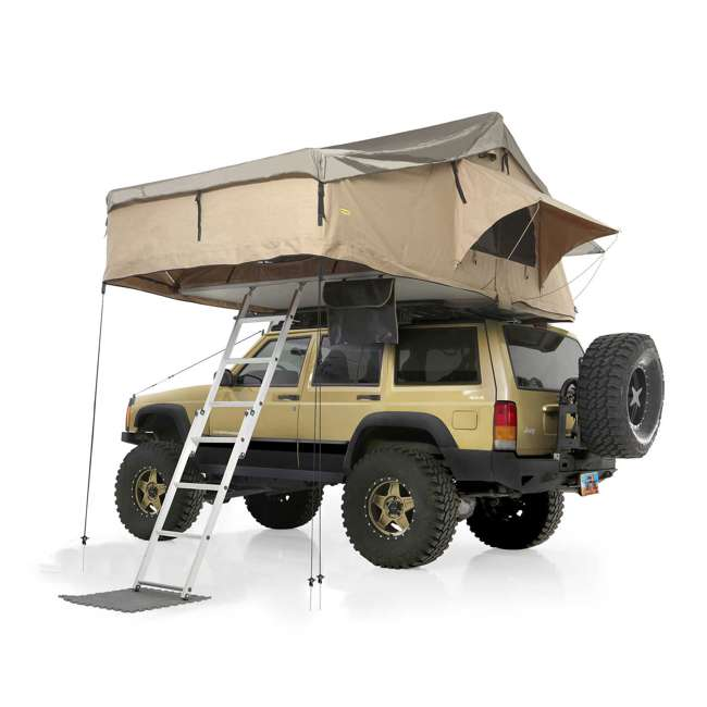 2883-SMITTYBILT Smittybilt XL Overlander Roof Top Folded Tent 4