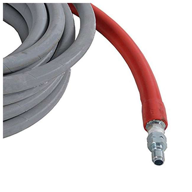 SMPSN-AC-41184 Simpson 8000 PSI Hot Water Wrapped Rubber Hose, 50 Feet (2 Pack) 2