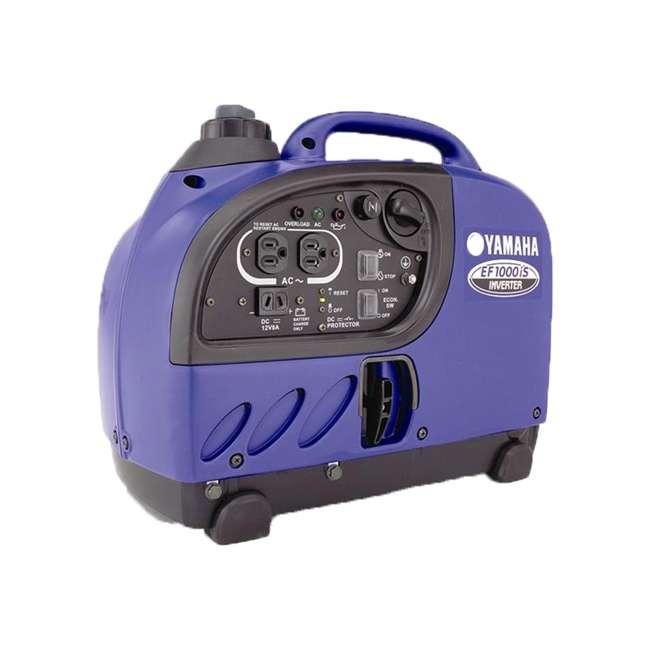 EF1000iS Yamaha EF2400iSHC 1000-Watt Portable Inverter, Blue   2