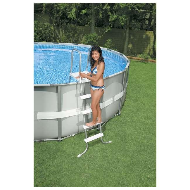 Intex 18 39 x 52 ultra frame swimming pool set w sand - Intex 18 x 9 x 52 ultra frame swimming pool ...