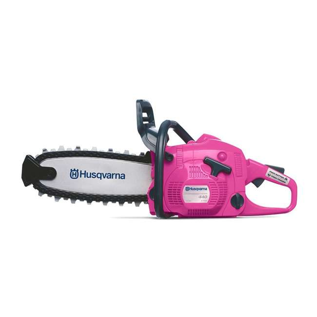 HV-TOY-588883201 Husqvarna Limited Edition Pink Toy Chainsaw