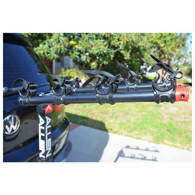 542QR Allen Sports 2-Inch Hitch Deluxe 4-Bike Rack 4