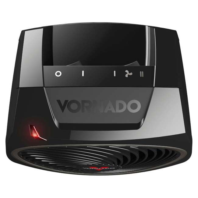 VH5 Vornado VH5 Personal Electric Heater, Black (2 Pack) 2