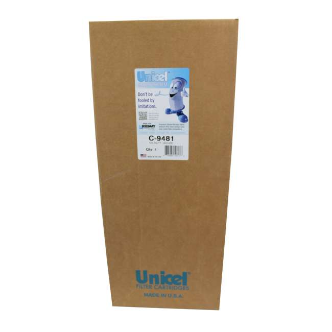 C9481 Unicel 120 Sq Ft Jacuzzi Filter Cartridge | C-9481 4