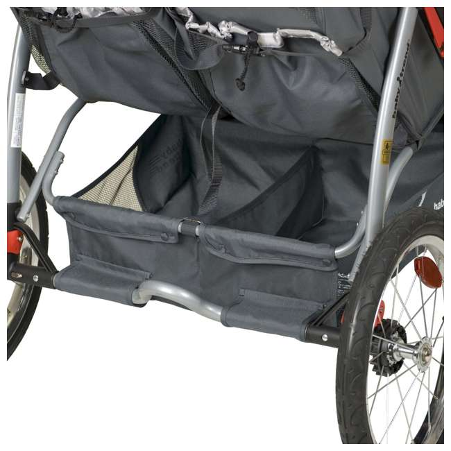 Baby Trend Expedition Double Jogger Stroller Elixer