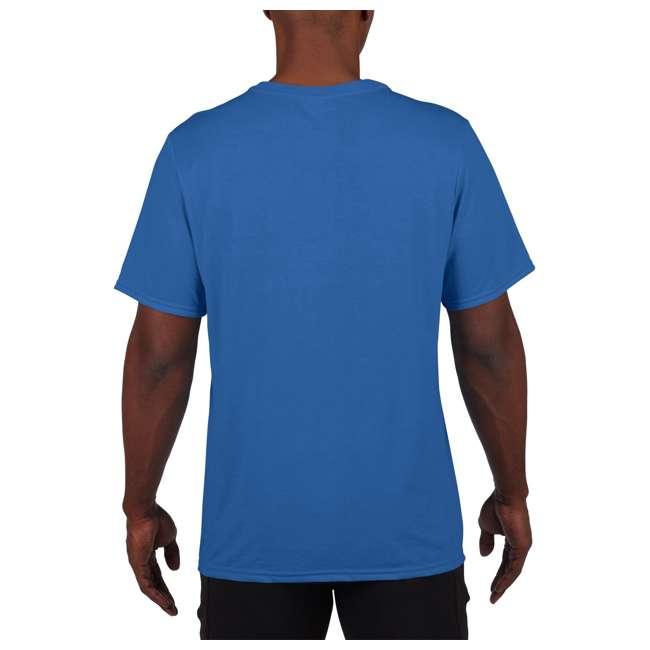 MENS-S-ROYAL Gildan Classic Fit Mens Small Shirt, Royal Blue 2
