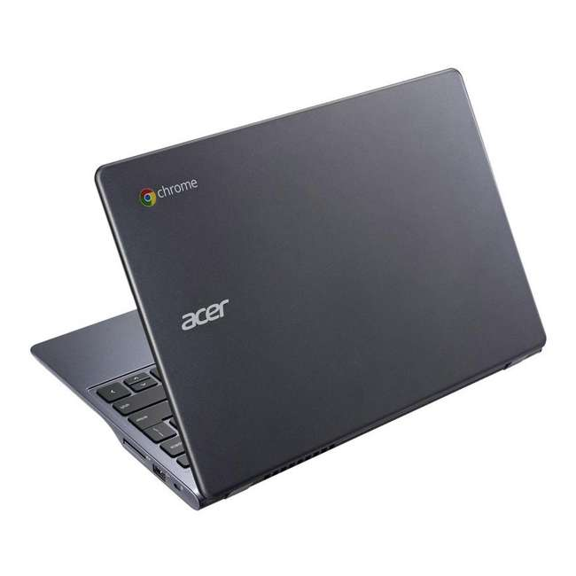 "NX.MJAAA.004-C-SKIN Acer ChromeBook 11 2955U, 4GB RAM, 16GB SSD 11.6"" Laptop (Certified Refurbished) 3"