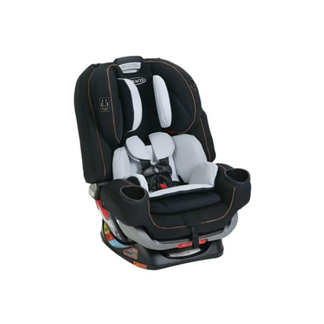 2047648 Graco 4Ever Extend2Fit 4 In 1 Rear & Front Facing Car Seat Booster Combo, Hyde 6