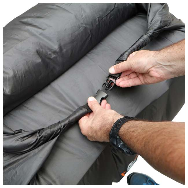 100T62 + CURT-18151 Curt Folding 60-inch Cargo Tray and 2 Rightline Gear Weather Resistant Dry Bags 4