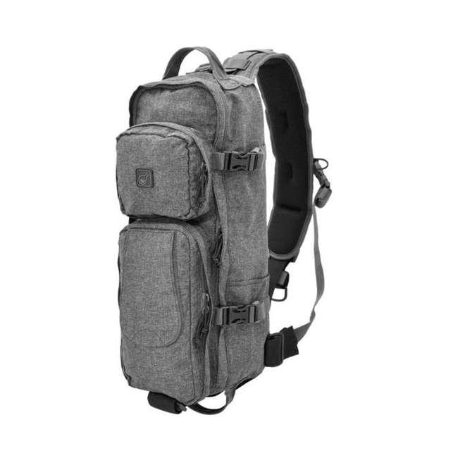 CL-PLB-GRY Hazard 4 Grayman Series Plan B Civilian Lab Edition Light Bag Sling Pack, Gray