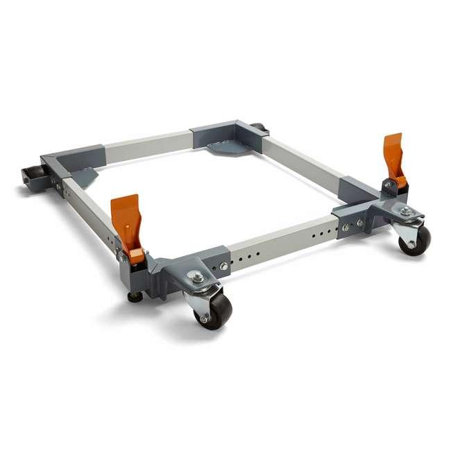 PM-3500 Bora Tool Portamate Power Tool Mobile Base, 1500-Pound Capacity (2 Pack) 3