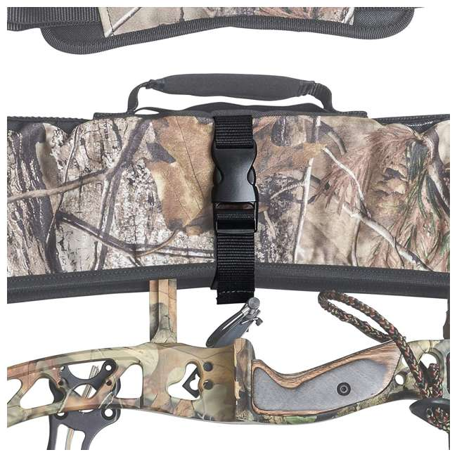 """AC-25010 Allen Company 25010 35"""" Padded Bowhunting Compound Bow Sling, Realtree AP Camo 4"""