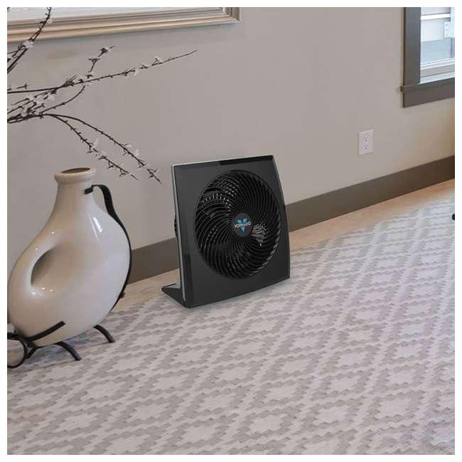 Flat Air Circulators : Vornado large flat panel air circulator vor