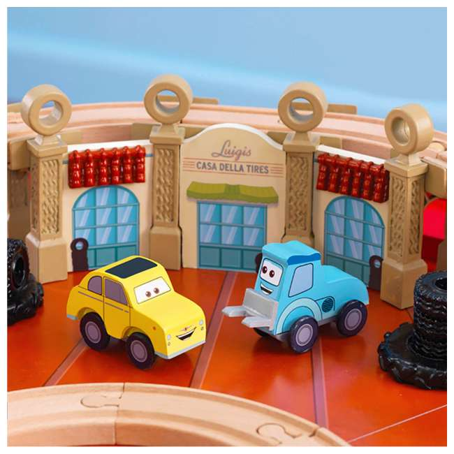 Fantastic Kidkraft Disney Cars Radiator Springs Race Track Set And Table Download Free Architecture Designs Scobabritishbridgeorg