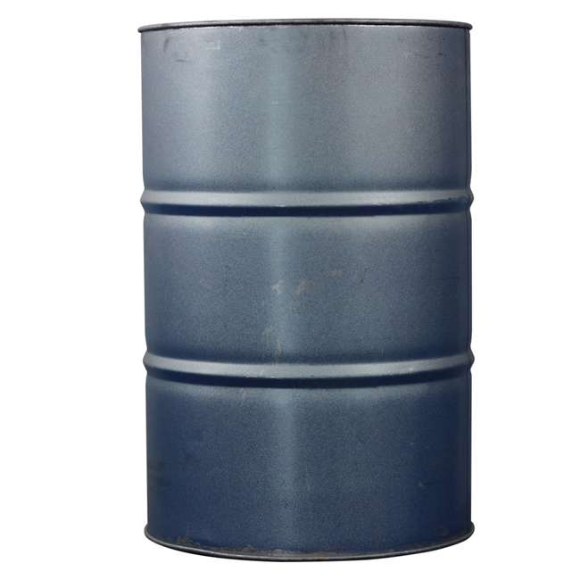 DR55 US Stove Company 55 Gallon Drum for Barrel Camp Stove Kit, Gray