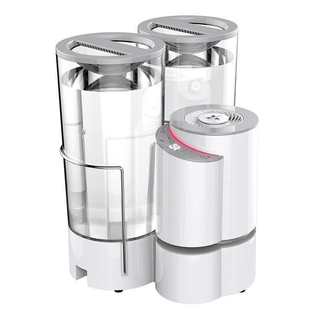 ELEMENT-A2 Vornado Element A2 2-Gallon Air + Steam Humidifier (2 Pack)
